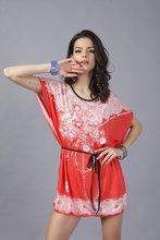 Fashion Tropical Beach Summer Dress Hot Casual Vestidos De Festa Summer Style Brand Print Quality Femininas Women Dress