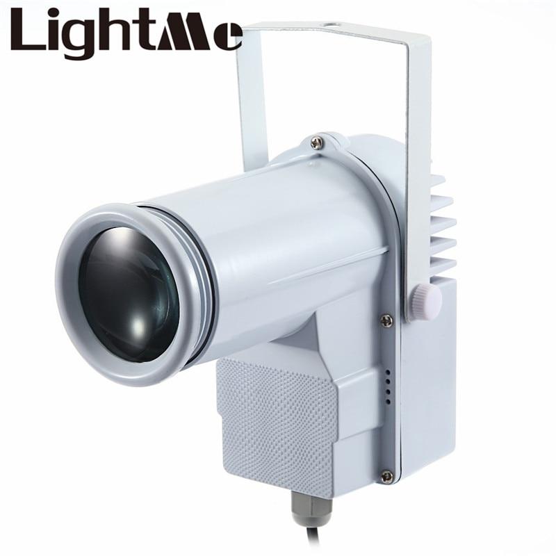 Popular DJ Disco RGBW 4 in 1 LED Pinspot DMX512 Narrow Beam Pinspot Stage Lighting EU