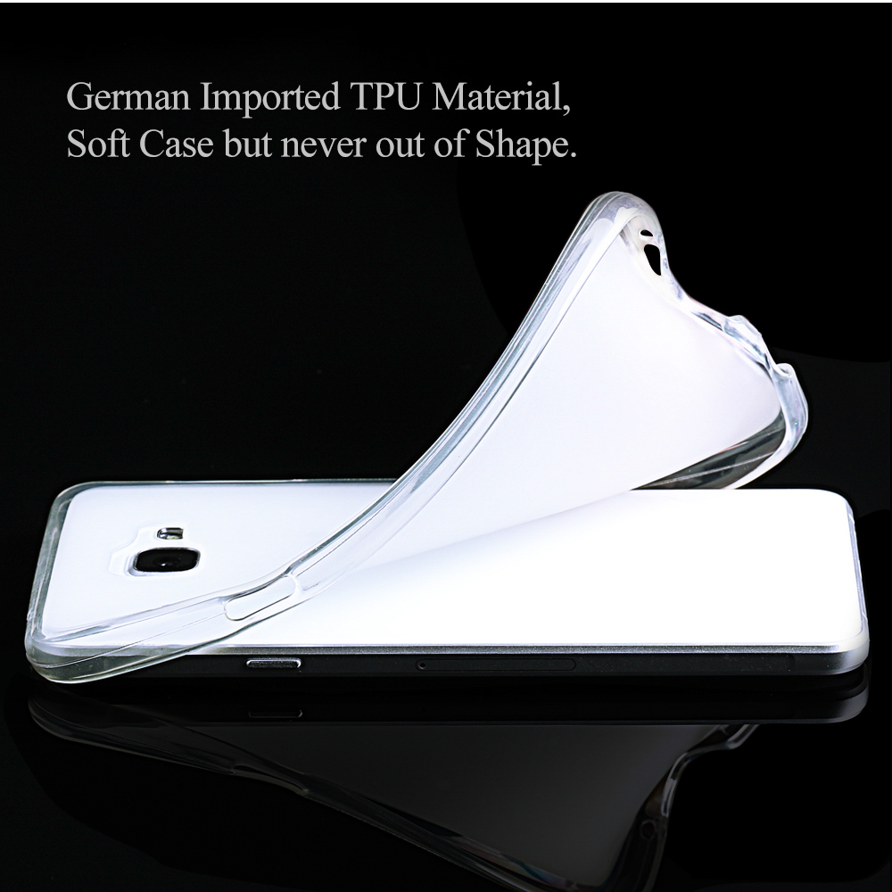 AKABEILA Case ForTP-LINK Neffos Y5/TP802A Case For TPlink neffos Y5 Tp link Covers Soft Silicone Cases White Plain Covers