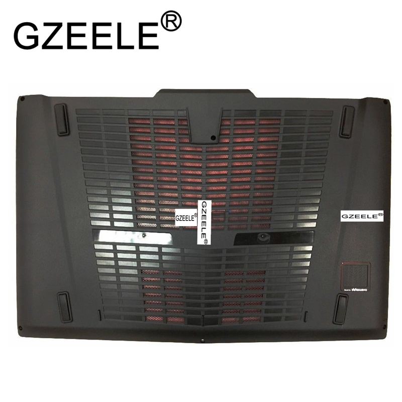 GZEELE NEW For MSI GT72 GT72VR MS-1785 Laptop Bottom Base Door Cover Lower Case 307781J214P89