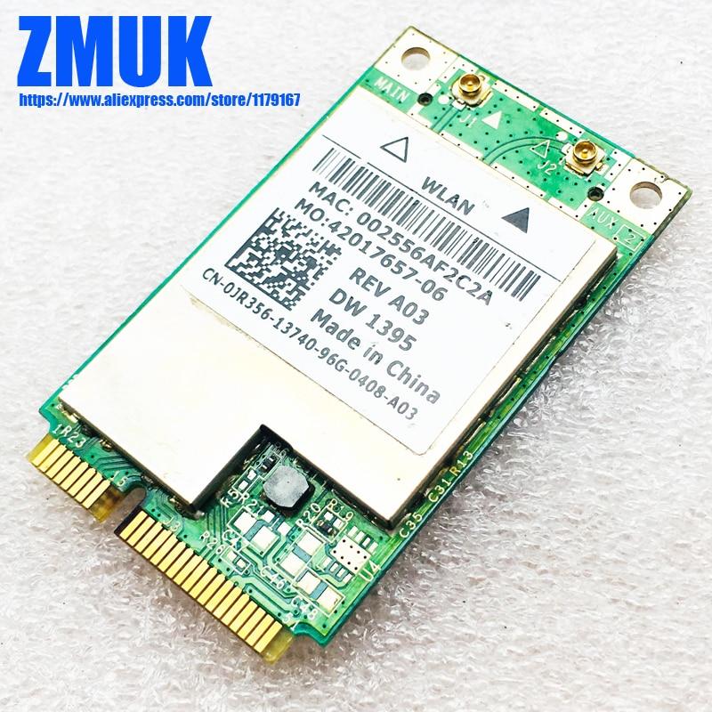DW1395 BCM94312MCG Mini PCI-E Card For DELL D420 D430 D520 D620 M1330 D630 M2300 M4300 M6300 M65 M90 1420 1525 1720 Series
