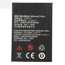 Original Li3820T43P3h785439 phone battery For ZTE Blade L3 2000mAh стоимость