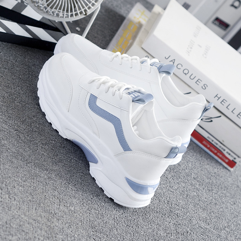Women Sneakers Casual-Shoes Comfortable Female White Femme Fashion Flats Chaussure