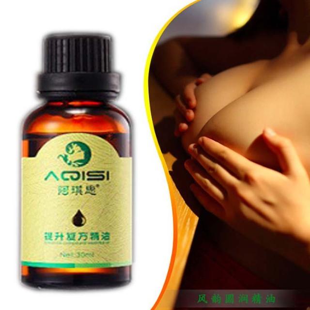 Poderosa de Ervas Extrato DEVE UP 30 ml Aumentar Bumbum Alargamento Óleo Essencial Da Ampliação Do Peito Creme Do Realce Do peito