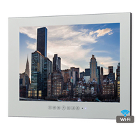 2014 Brand New 27inch Free Shipping WiFi Full HD 1080P Android 4 2 Smart Magic Real