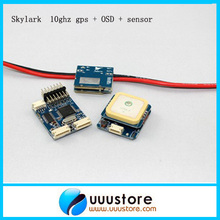Skylark OSD independent return containing air pressure given high support antenna tracking