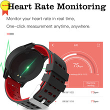 fitness tracker color screen Bluetooth band watch Heart Rate Monitor sport pedometer smart bracelet for IOS Android samsung phon