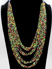 Ornament Seed Choker Necklace