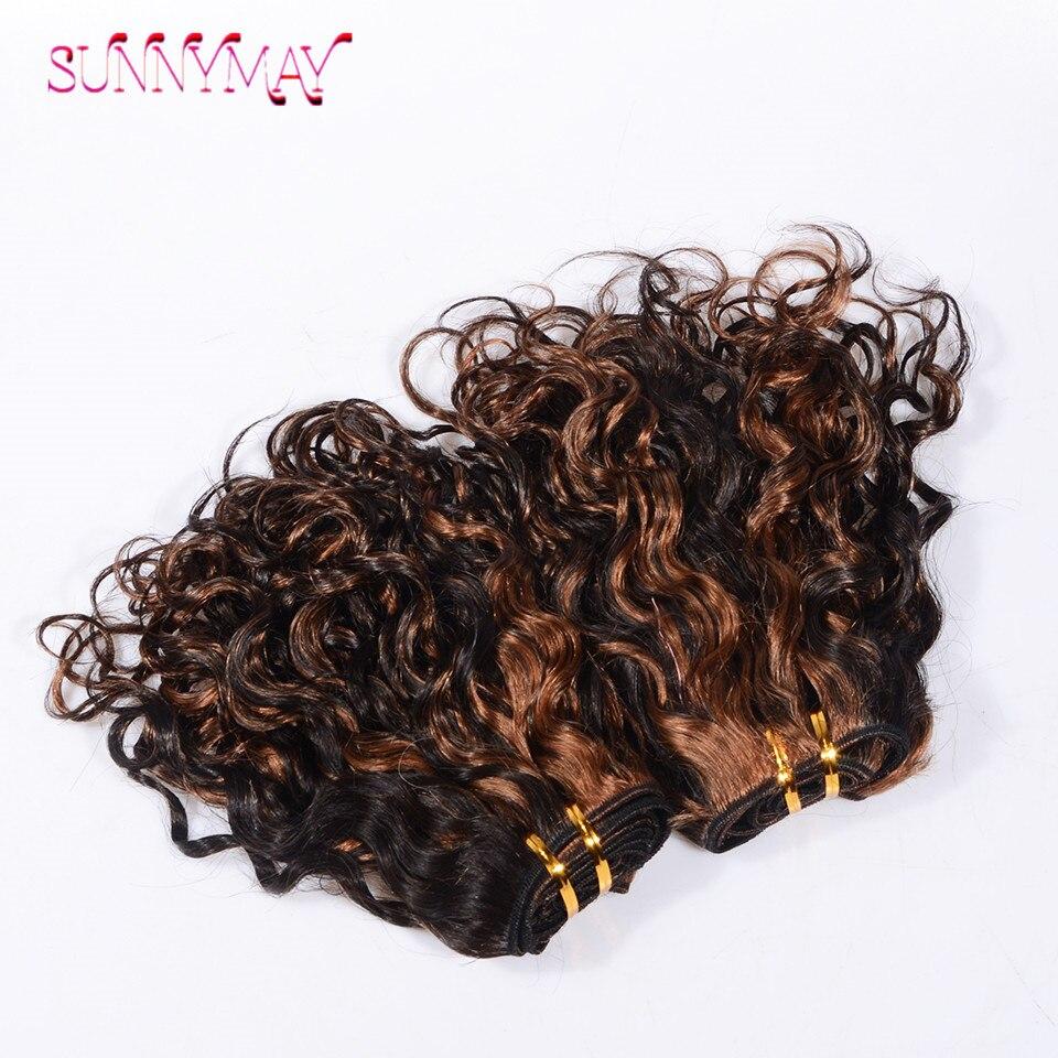 8a Brazilian Virgin 1b Highlight 30 Human Hair Weave Extension