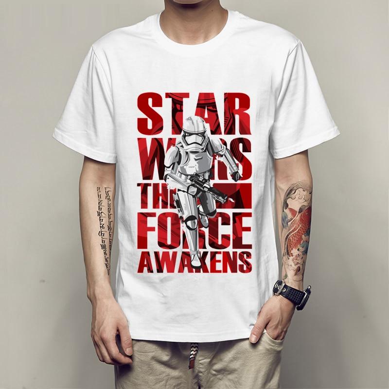 Women & Mens BB8 Cool Dj Hip Hop Star Wars Darth Vader T Shirts Male Cotton Short Sleeve T-shirts Funny Print Shirts