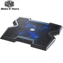 Cooler Master R9 NBC NPX3 Non slip Laptop Cooling Pad Base 200mm LED Blu ray silent Fan Adjustable For Notebook 9 17