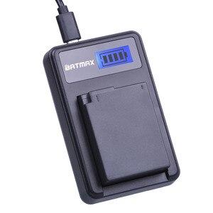 Image 4 - 2Pcs DMW BLC12 DMW BLC12E BLC12 Batterij + Usb Lcd Oplader Voor Panasonic Lumix DMC FZ200,FZ300,FZ1000,FZ2500,G5,G6,G7,GX8,G85