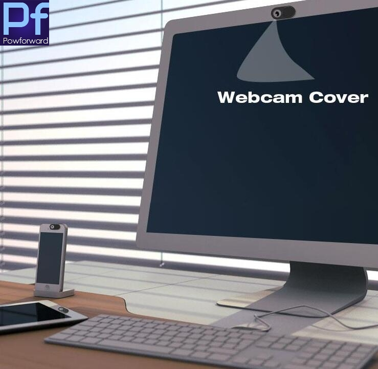 Webcam Cover 0.03in Ultra Thin 12 Pack iRush Web Camera Cover for Laptop PC