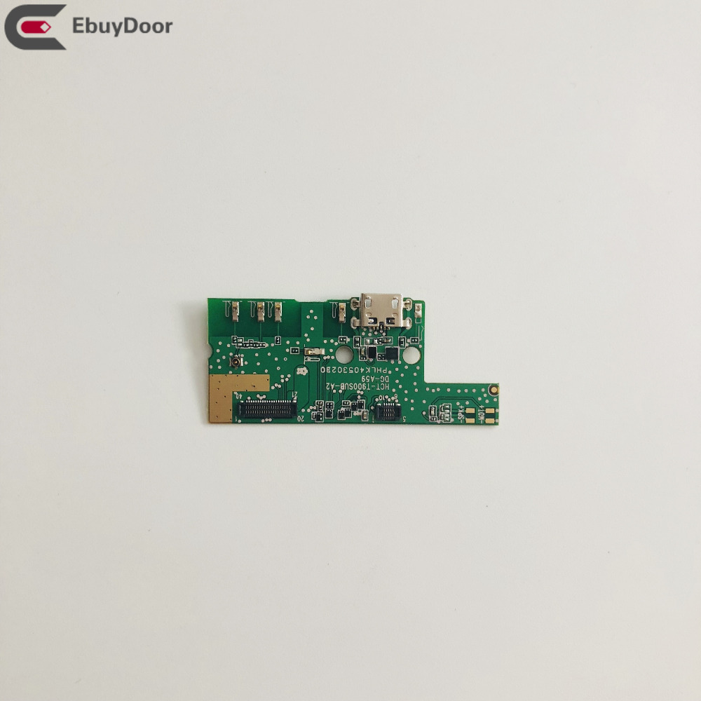 New USB Plug Charge Board For DOOGEE MIX MTK Helio P25 Octa Core 5.5Inch FHD 1280x720 Free Shipping