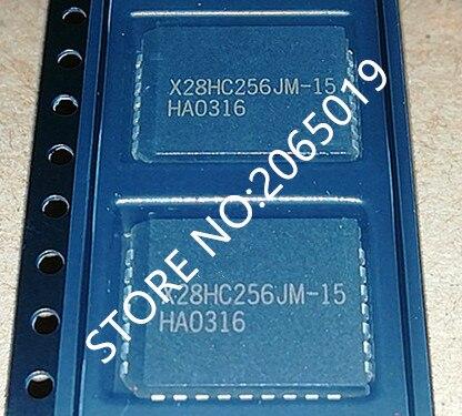 60PCS 20PCS X28HC256JM 15 20PCS X28C64JM 20 20PCS TMS27PC256 12FML PLCC