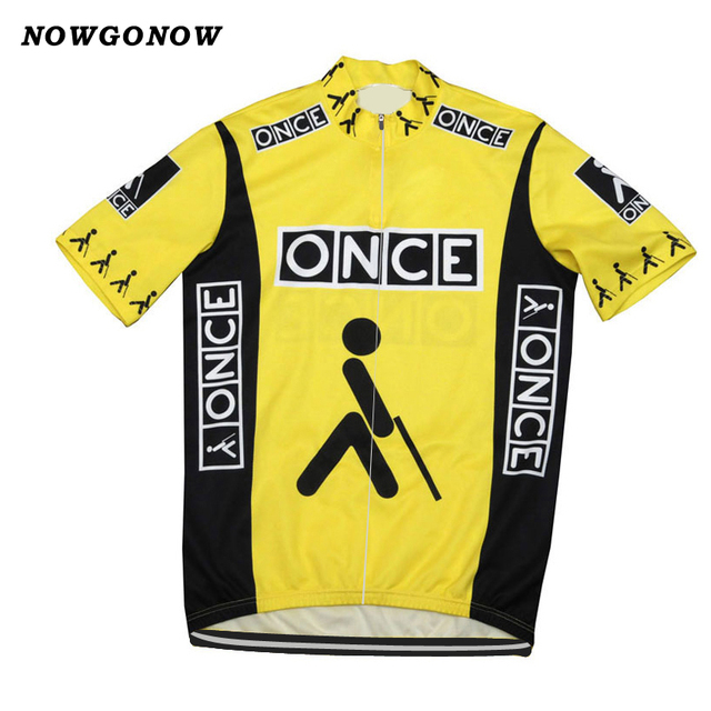 NEW Funny 2017 Retro Classical Team Road Mountain Bicycle Bike Cycling  Jersey   Wear Clothing Breathable Customized JIASHUO f79480625