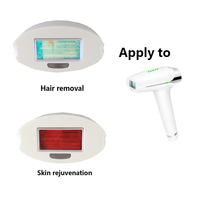 Lescolton T009 replaceable lamp of Hair Removal laser Epilator and skin rejuvenation device