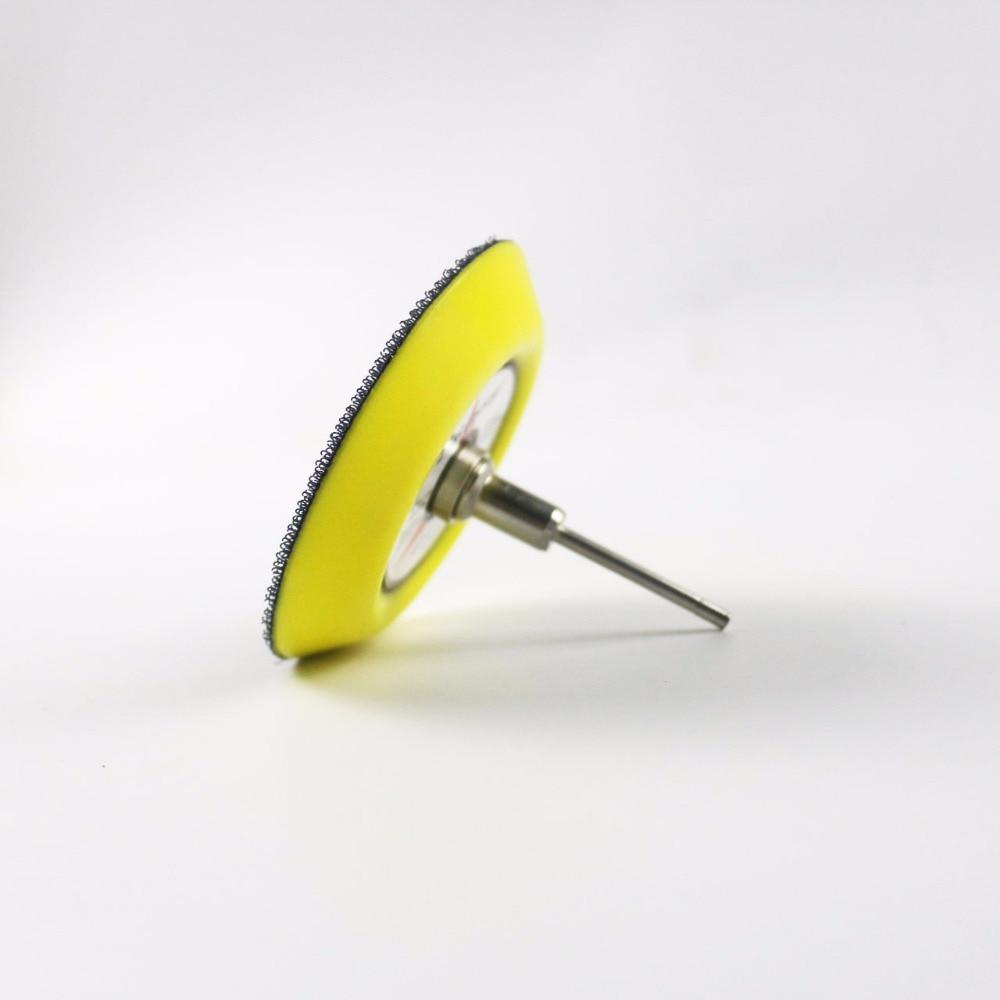 30 tk / partii 3 tolli valget kuiva liivapaberit 3 mm läbimõõduga - Abrasiivtööriistad - Foto 3