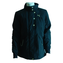 Original PUMA women's Cotton-padded jacket Hoodie sportswear free shipping
