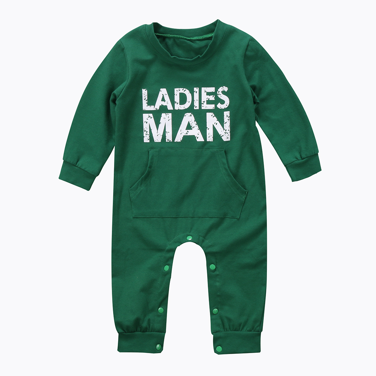 Newborn Baby Infant Boy Ladies Man Letter Printed Romper Jumpsuit Long Sleeve Outfits Clothes New summer baby clothes babys romper newborn toddler infant baby boy girl letter print short sleeve jumpsuit romper clothes je13 f