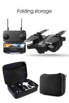 Profession Drone GPS 1080P HD Camera 5G Follow me WIFI FPV RC Quadcopter Foldable Selfie Live Video Altitude Hold Auto Return 6