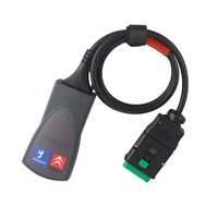 PP2000 V48 Lexia3 Diagnostic Scanner Diagbox V7.76 For Citroen Peugeot Fault Diagnosis Instrument Tester Tool