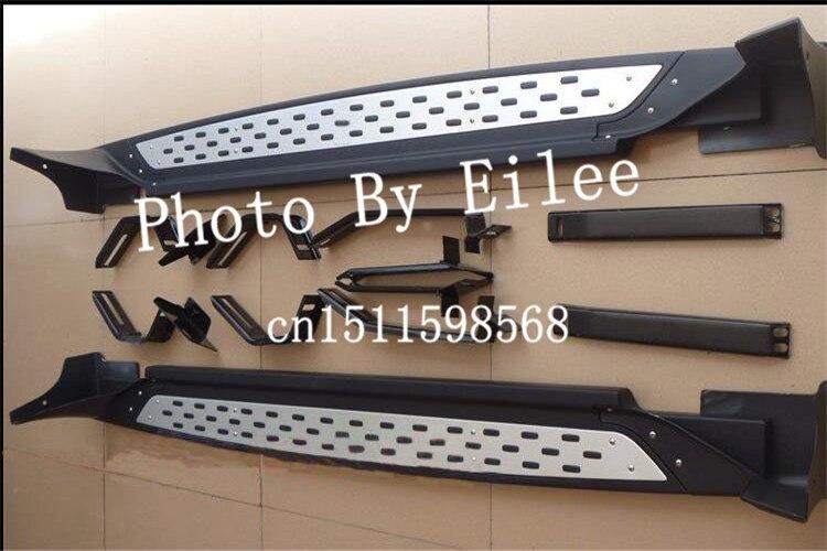 Free Shipping Suitable For Aluminium Hyundai Santa Fe 2010