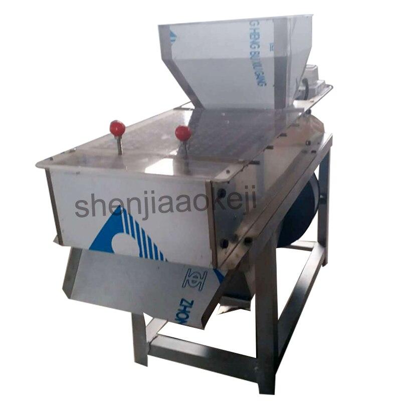 1pc Peanut Peeling Machine nut skin dry way peeler Commercial peanut peeler dry peeling machine 220v380v цена и фото