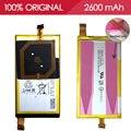 Allparts probado lis1561erpc batería 2600 mah para sony xperia z3 compact z3 mini m55w d5833 con nfc batería de piezas de repuesto
