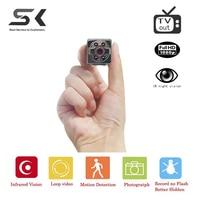 SC Full HD Video 1080 p DV DVR Mini Camera Camcorder SQ8 Micro Cam Bewegingsdetectie Met Infrarood Nachtzicht mini dv camera