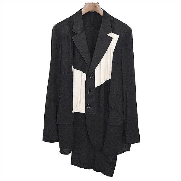 M-6XL! Big yards hommes vêtements de La nouvelle conception adopte le nouveau style de mâle costume couture et à la mode pliage yo