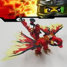 lele/bela Lepin Ninja Jay Go ElectroMe Kay Flame Mech Cole's Dragon Hover Hunter Building Blocks Bricks Toys  legoed Ninjagoed