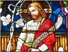 цена на 5D DIY Diamond Painting Religion Embroidery Patterns Jesus Christ Diamond Mosaic Diamond Rhinestone Home Decoration Gift
