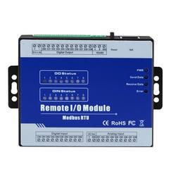 Промышленные IoT дистанционного IO модуль Modbus RTU 8 Оптический изолированный цифровой Вход поддерживает Макс. 10 мГц счетчик импульсов M140