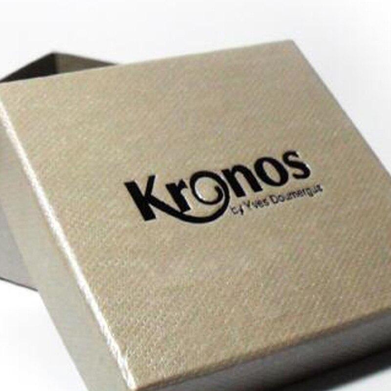 Livraison Gratuite Kronos gimmick et instruction des tours de Magie des accessoires de magie