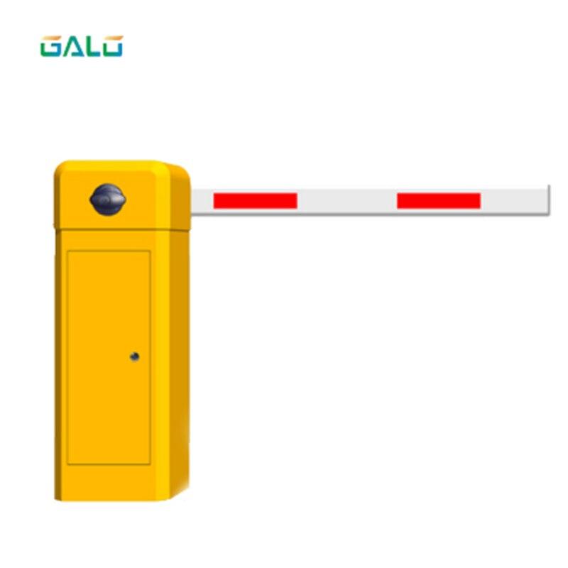 220VAC Heavy Duty Parking Boom Barrier Automatic Barrier Gate