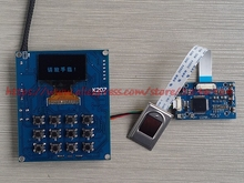 Fingerprint lock circuit board Control K207