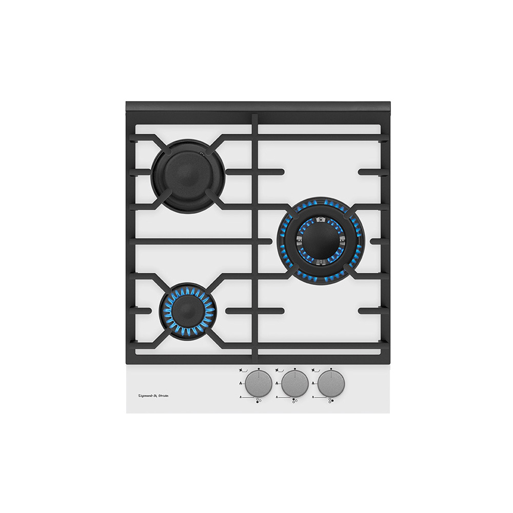 Bulit-in Gas Hobs Zigmund & Shtain MN 135.451 W Home Appliances Major Appliances Bulit-in Hobs Cooking Unit Panel Surface