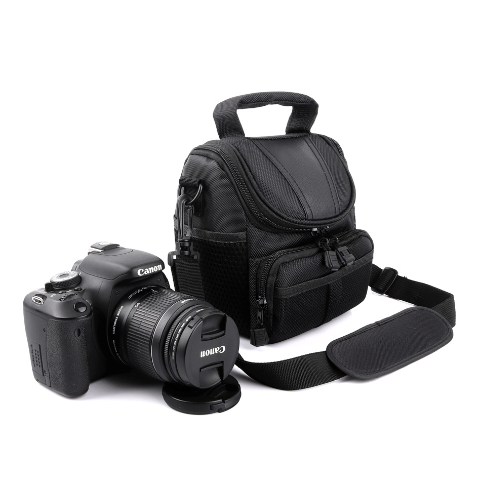 Camera Case Bag For <font><b>Nikon</b></font> CoolPix <font><b>B700</b></font> B500 P900 P610 P600 P530 P520 P510 P500 P100 L840 L830 L820 L810 L800 L340 D3400 D3300 image