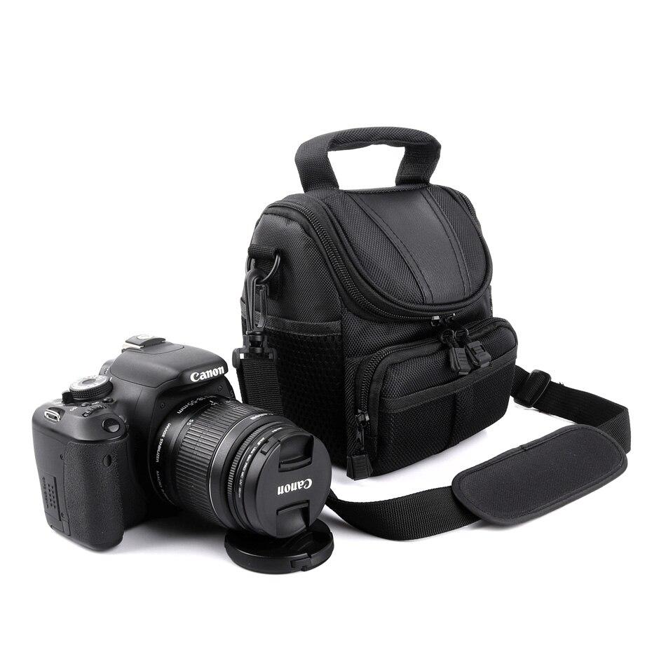 Multifunction Camera Bag Small Camera Bags for Photographers DSLR Bag Single Shoulder Waterproof Outdoor Digital Storage Bag Color : Grass Gray WD SLD Camera Bag Camera Sling Bag