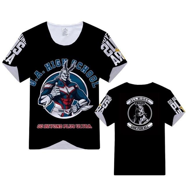My Hero Academia Casual T-Shirt