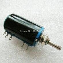2 шт./лот WXD3-13-2W 1 К Ом Ротари стороны Ротари многооборотный проволочный потенциометр