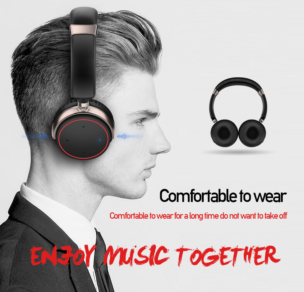 New B200 wireless Bluetooth headset, stereo headphone, 3D headset subwoofer original wire Android mobile phone headset original creative aurvana live headphone subwoofer headset with biological diaphragm for computer and mobile phone