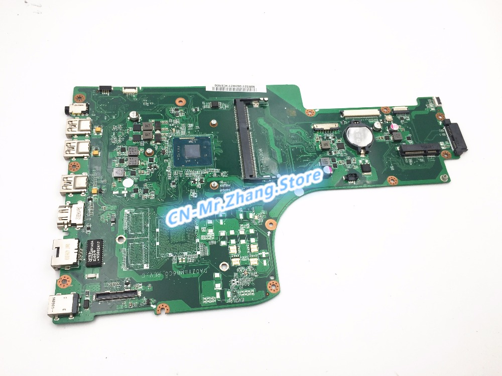 SHELI FOR font b Acer b font Aspire ES1 711 Laptop Motherboard W N3540 CPU NBMS211002