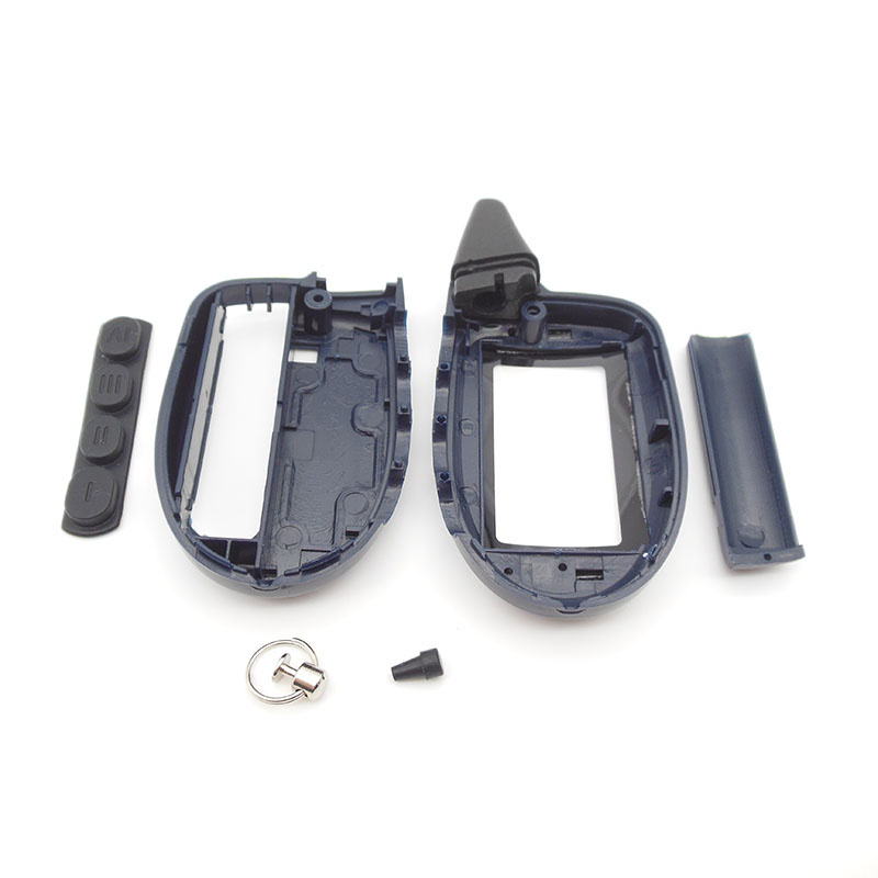 M7 чехол для ключей, Magicar для 2-way автосигнализации Scher Khan M7 M9 lcd пульт дистанционного управления двухсторонний Scher-Khan Magicar 7 9 брелок для ключей