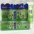 Moda Cuidados Com A Pele Produtos de Beleza de Clareamento de Gesso Natural Da Planta Ingredientes Aloe Acne Cura Creme 0211