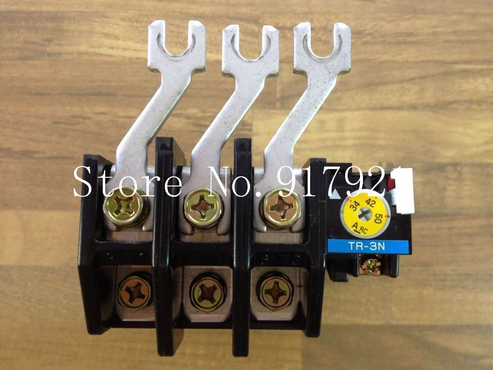 [ZOB] Fuji Fe TR-3N thermal overload relay 34-50A motor protector genuine original --2pcs/lot original ls thermal overload relay mec gth 22 3 1 6 2 5a