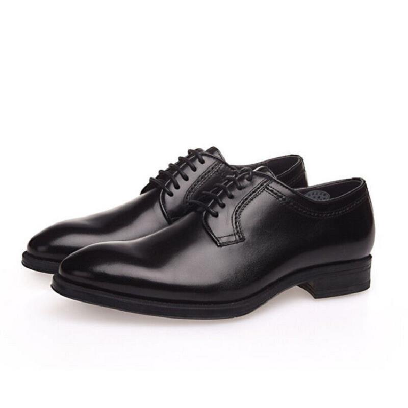 Estrecha De Negocios Cordones Manera Zapatos Negro Los Boda Hombres Nuevos Punta Northmarch Cómodos Vestir La Británica Con AxqwFHzg