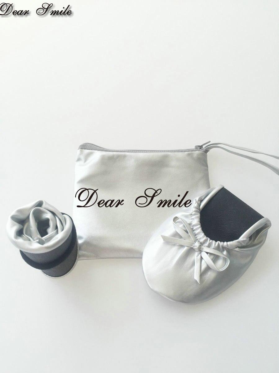 Envío gratis Venta caliente mujeres pisos logotipo personalizado en bolsa-in Zapatos planos de mujer from zapatos    1