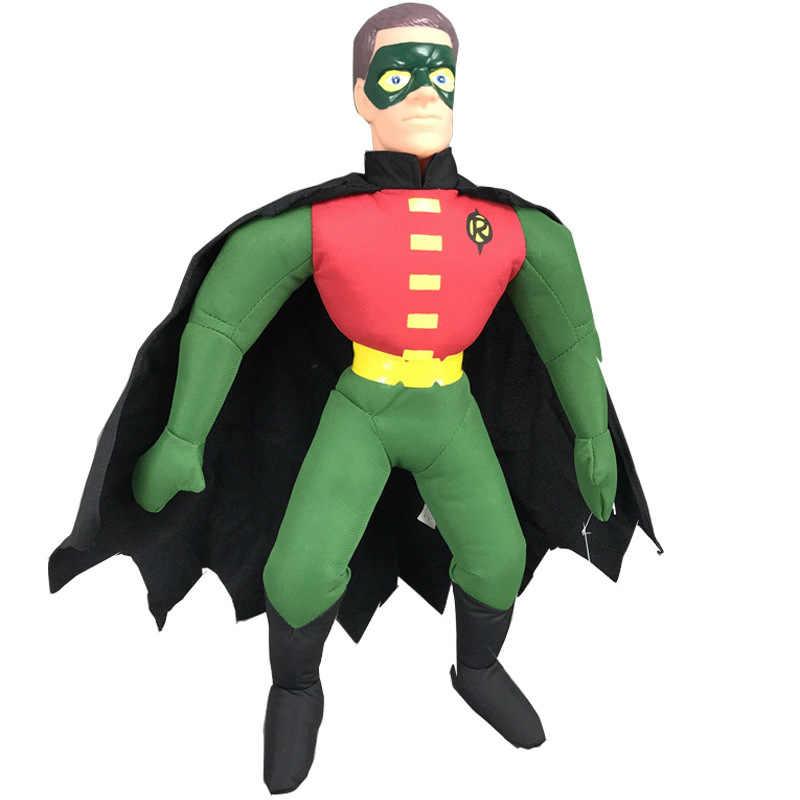 40センチマーベルアベンジャーズスパイダーマンスーパーマンアイアンマンハルク、キャプテン·アメリカのthorぬいぐるみぬいぐるみ人形子供のためギフト